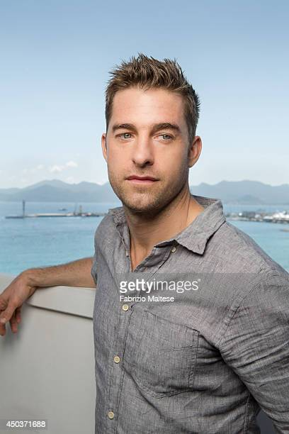 Actor Scott Speedman is photographed in Cannes, France.