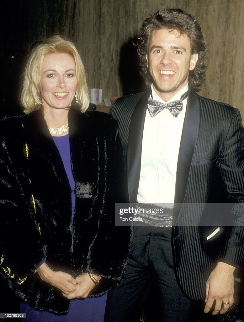 Actor Scott Valentine And Wife Kym Fisher Attend The Fifth Annual American  Video Awards On February