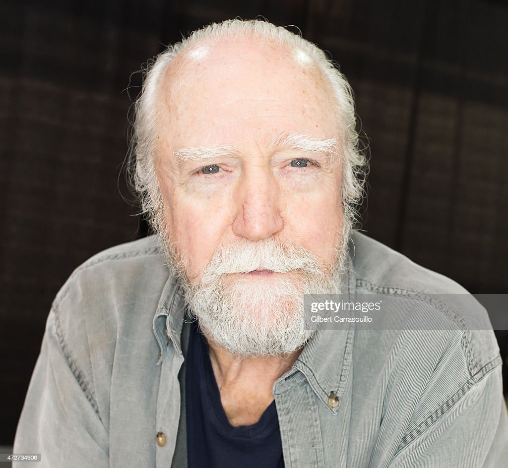 Actor Scott Wilson attends day 2 of Wizard World Comic Con at Pennsylvania Convention Center on May 8, 2015 in Philadelphia, Pennsylvania.