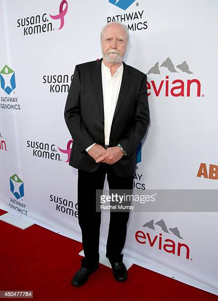 Actor Scott Wilson attends PATHWAY TO THE CURE A fundraiser benefiting Susan G Komen presented by Pathway Genomics Relativity Media and evian Natural...