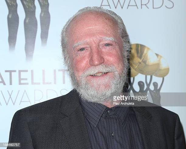 Actor Scott Wilson attends the International Press Academy's 17th Annual Satellite Awards at InterContinental Hotel on December 16 2012 in Century...