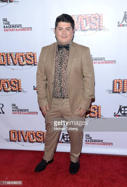 Actor Scott Yaldo attends a Los Angeles VIP industry screening with the filmmakers and cast of DIVOS at TCL Chinese 6 Theatres on May 01 2019 in...