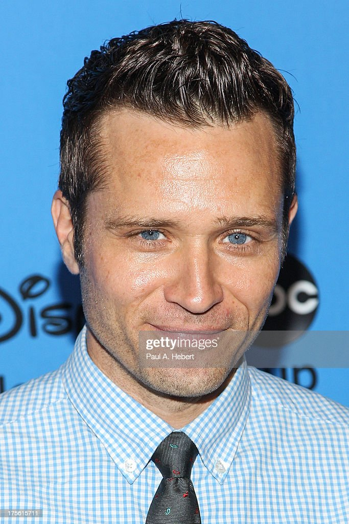 Actor Seamus Dever attends the Disney & ABC Television Group's '2013 Summer TCA Tour' at The Beverly Hilton Hotel on August 4, 2013 in Beverly Hills, California.