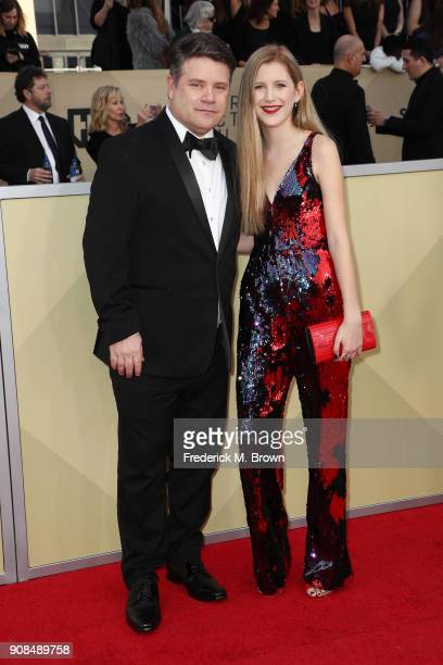 Actor Sean Astin attends the 24th Annual Screen Actors Guild Awards at The Shrine Auditorium on January 21 2018 in Los Angeles California 27522_017