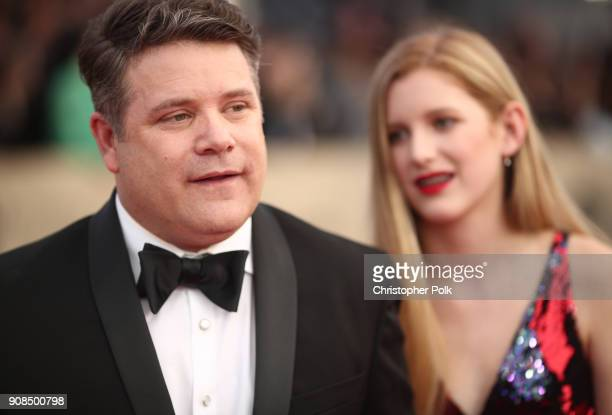 Actor Sean Astin attends the 24th Annual Screen Actors Guild Awards at The Shrine Auditorium on January 21 2018 in Los Angeles California 27522_010