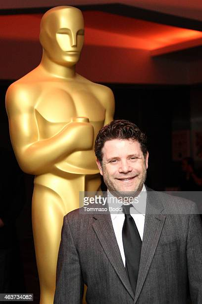 Actor Sean Astin attends the 87th Annual Academy Awards Oscar Week Celebrates Shorts at Samuel Goldwyn Theater on February 17 2015 in Beverly Hills...