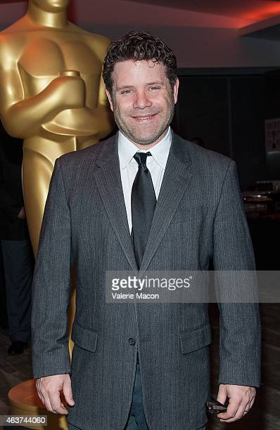 Actor Sean Astin attends the 87th Annual Academy Awards Oscar Week celebrates Animated and Live Action Shorts at Samuel Goldwyn Theater on February...