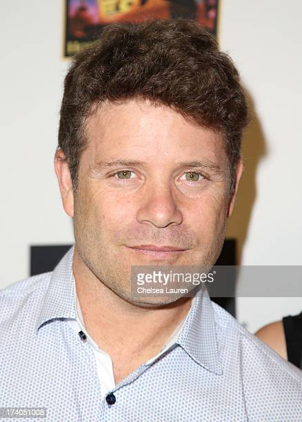 Actor Sean Astin attends the Maxim FX and Home Entertainment ComicCon Party on July 19 2013 in San Diego California
