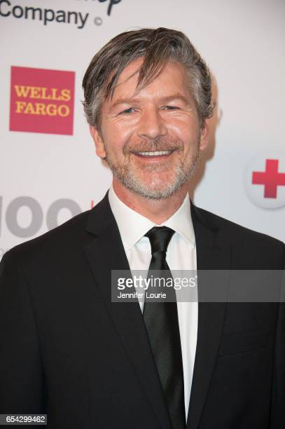 """Actor Sean Cameron Michael attends the American Red Cross Centennial Celebration to Honor Disney as the """"Humanitarian Company of The Year"""" at the..."""