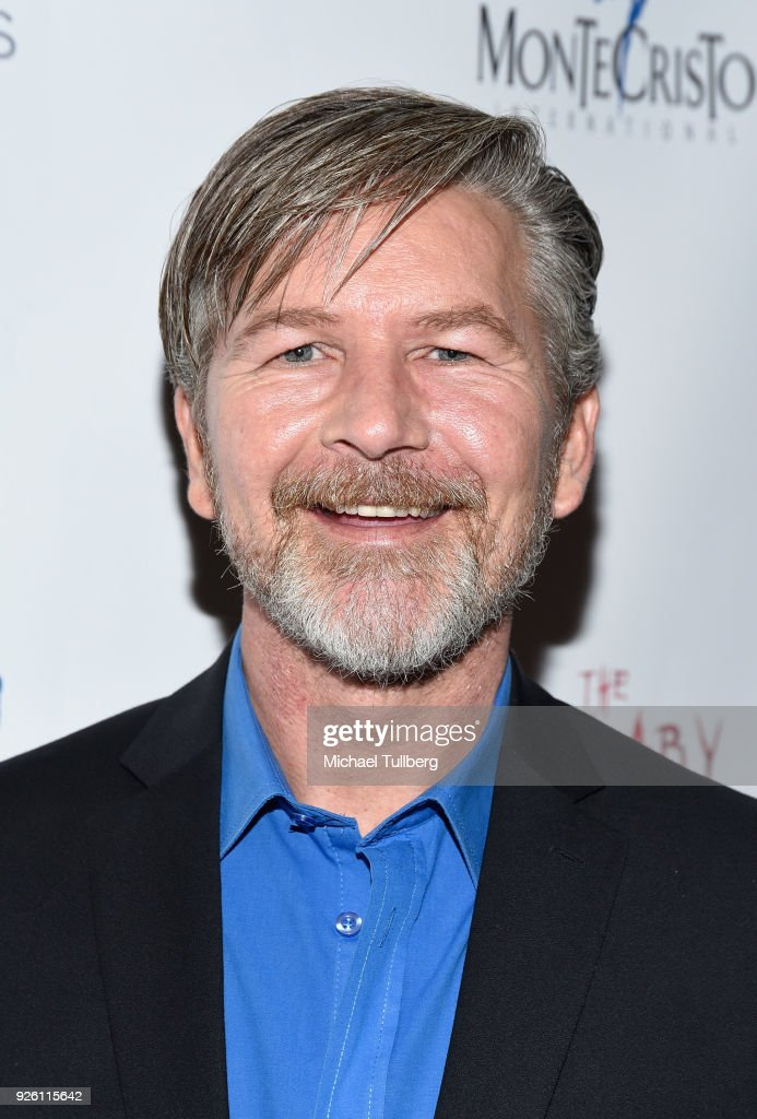 Actor Sean Cameron Michael attends the premiere of Uncork'd Entertainment's 'The Lullaby' at Laemmle's Ahrya Fine Arts Theatre on March 1, 2018 in Beverly Hills, California.