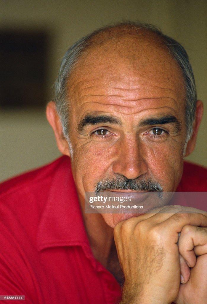 Actor Sean Connery : Photo d'actualité