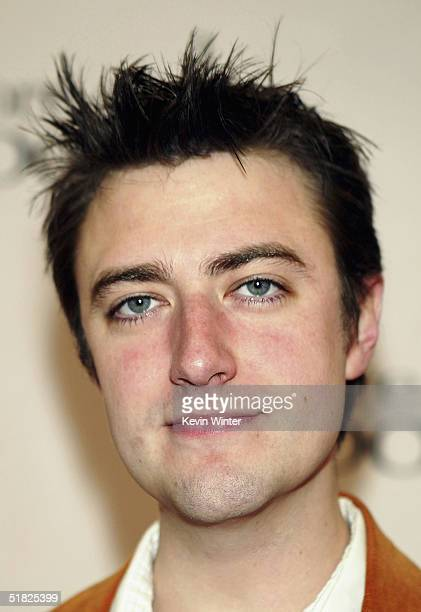 Actor Sean Gunn arrives at The WB Networks' Gilmore Girls 100th episode party at The Space on December 4 2004 in Santa Monica California