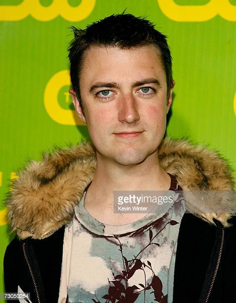 Actor Sean Gunn arrives to The CW Network Winter TCA Party at the RitzCarlton Huntington Hotel on January 19 2007 in Pasadena California