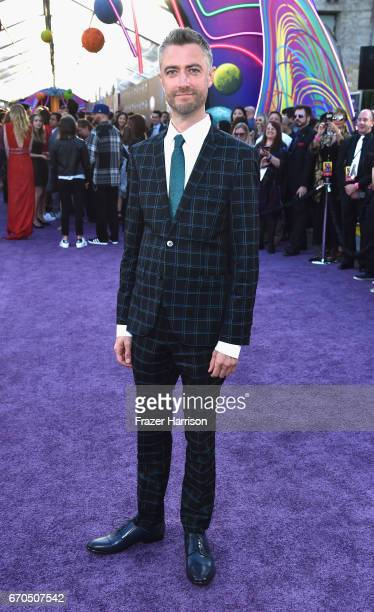 Actor Sean Gunn at the premiere of Disney and Marvel's Guardians Of The Galaxy Vol 2 at Dolby Theatre on April 19 2017 in Hollywood California