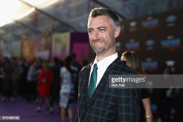 """Actor Sean Gunn at The World Premiere of Marvel Studios' """"Guardians of the Galaxy Vol 2"""" at Dolby Theatre in Hollywood CA April 19th 2017"""