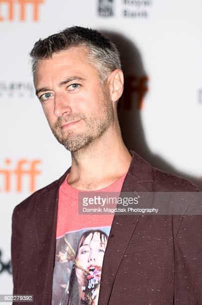 Actor Sean Gunn attends 'The Belko Experiment' premiere during the 2016 Toronto International Film Festival at the Ryerson University Theatre on...
