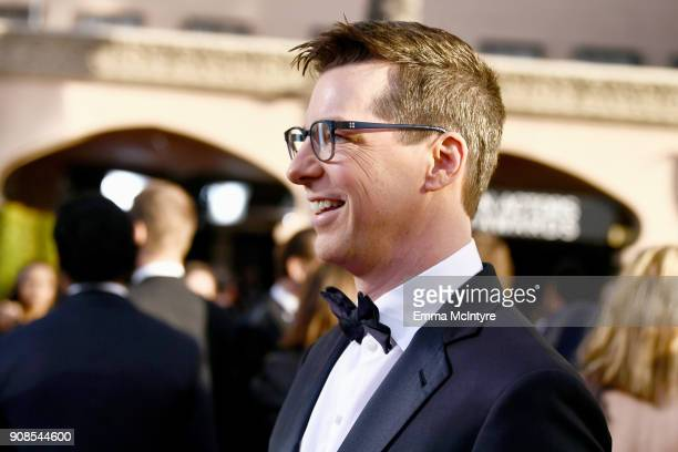 Actor Sean Hayes attends the 24th Annual Screen Actors Guild Awards at The Shrine Auditorium on January 21 2018 in Los Angeles California 27522_011