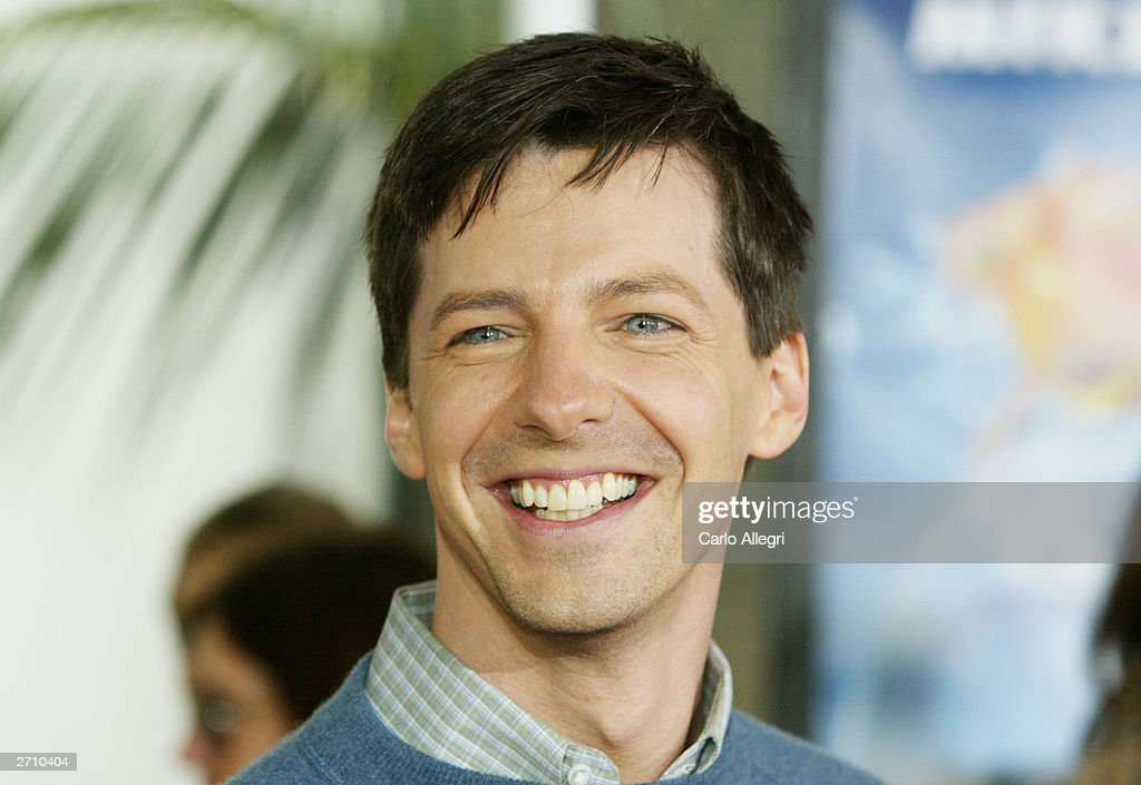 86fd81e9 Actor Sean Hayes attends the world premiere of