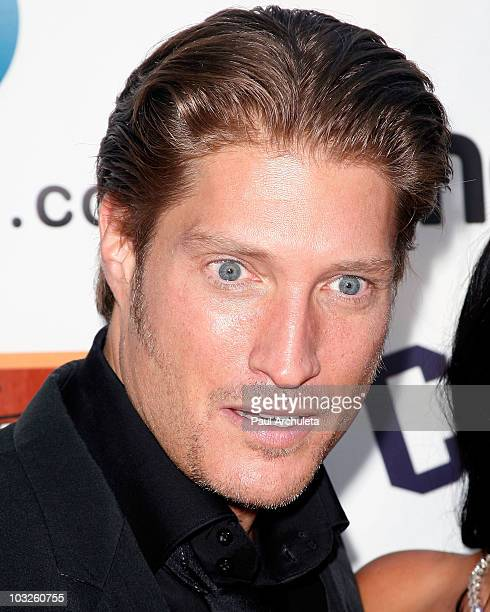 Actor Sean Kanan arrives at the 6th annual HollyShorts film festival opening night celebration at Laemmle Sunset 5 Theatre on August 5, 2010 in West...