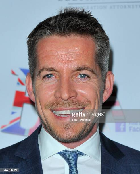 Sean Maguire: Annual Toscars Stock Photos And Pictures