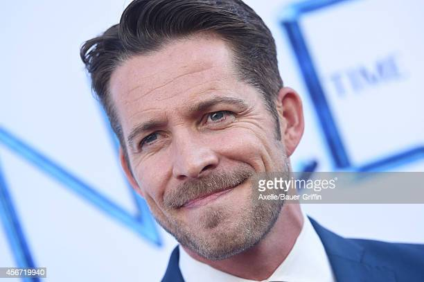 Actor Sean Maguire arrives at ABC's 'Once Upon A Time' Season 4 Red Carpet Premiere at the El Capitan Theatre on September 21 2014 in Hollywood...