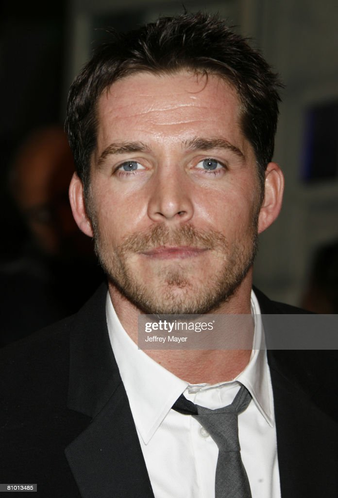 Actor Sean Maguire arrives to the World's First Toga screening of Twentieth Century Fox's 'Meet The Spartans' at the Festival Theater on January 23, 2008 in Westwood, California.