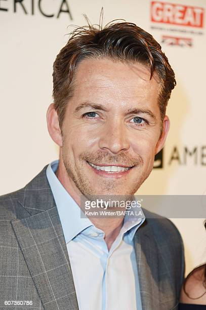 Actor Sean Maguire attends the BBC America BAFTA Los Angeles TV Tea Party 2016 at The London Hotel on September 17 2016 in West Hollywood California