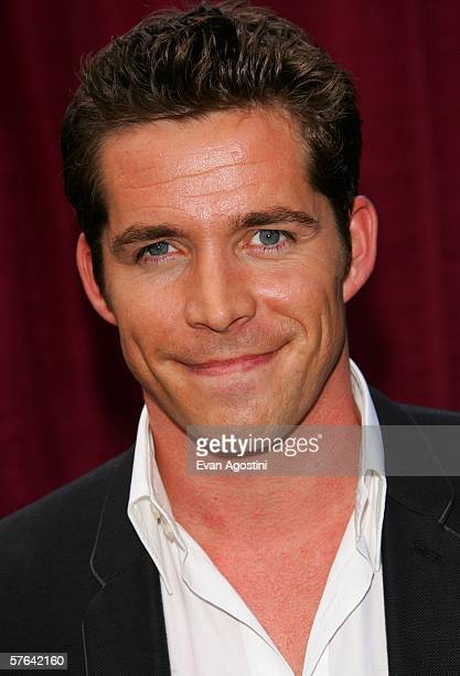Actor Sean Maguire attends the CBS Upfront Presentation at Tavern On The Green May 17 2006 in New York City