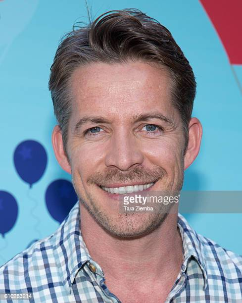 Actor Sean Maguire attends the Step2 Favoredby Present The 5th Annual Red Carpet Safety Awareness Event at Sony Pictures Studios on September 24 2016...