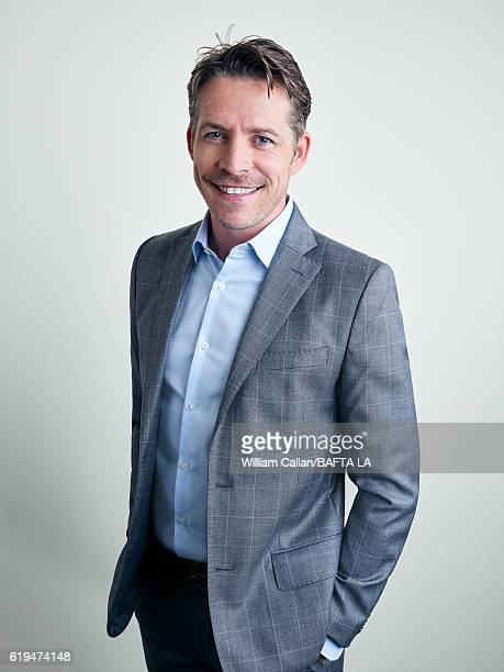 Actor Sean Maguire poses for a portrait BBC America BAFTA Los Angeles TV Tea Party 2016 at the The London Hotel on September 17 2016 in West...