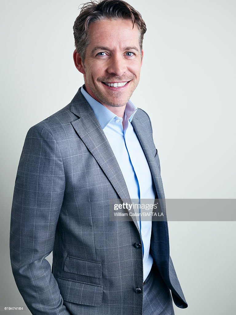 Actor Sean Maguire poses for a portrait BBC America BAFTA Los Angeles TV Tea Party 2016 at the The London Hotel on September 17, 2016 in West Hollywood, California.