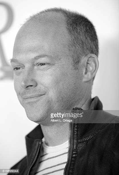 Actor Sean Patrick Murray arrives for the Premiere Of JR Productions' Halloweed held at TCL Chinese 6 Theatres on March 15 2016 in Hollywood...