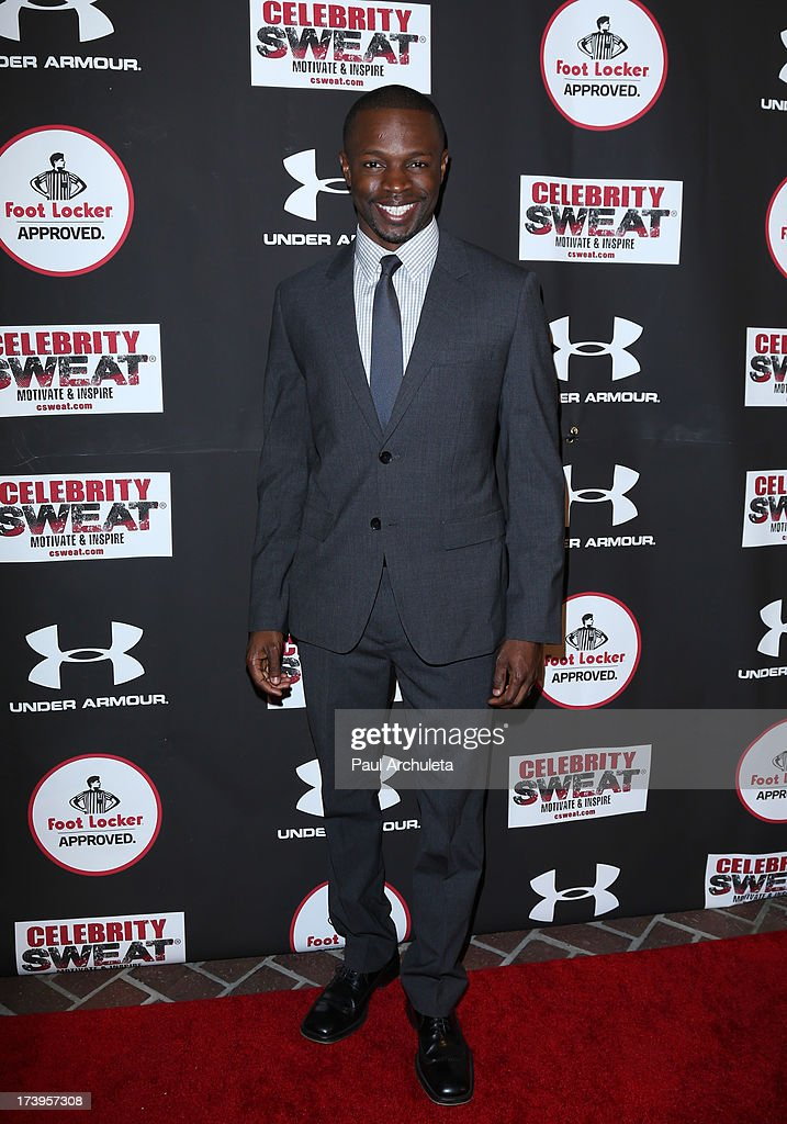 Actor Sean Patrick Thomas attends the 2013 ESPYS after party on July 17, 2013 in Los Angeles, California.