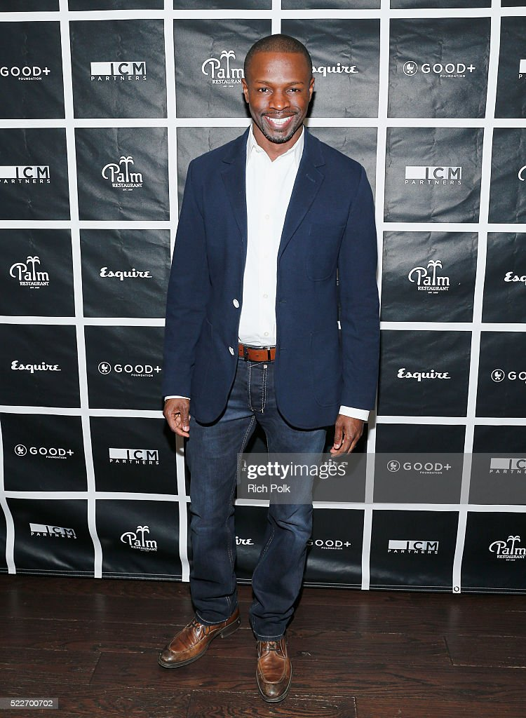 Actor Sean Patrick Thomas attends the 2nd annual Los Angeles Fatherhood Lunch to benefit GOOD+FOUNDATION at The Palm Restaurant on April 20, 2016 in Beverly Hills, California.