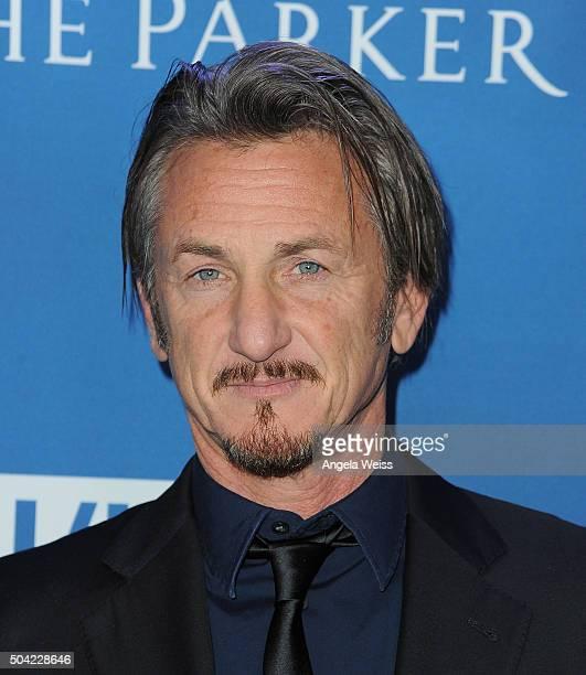 Actor Sean Penn attends the 5th Annual Sean Penn Friends HELP HAITI HOME Gala benefiting J/P Haitian Relief Organization at Montage Hotel on January...