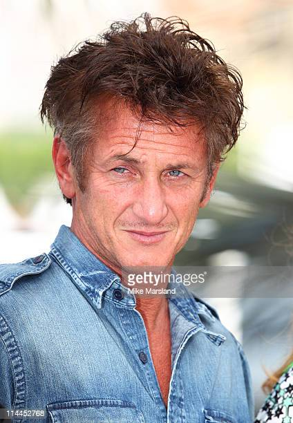 Actor Sean Penn attends the 'This Must Be The Place' photocall during the 64th Annual Cannes Film Festival at Palais des Festivals on May 20, 2011 in...