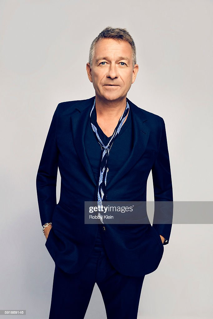 Actor Sean Pertwee from FOX's 'Gotham' poses for a portrait at the FOX Summer TCA Press Tour at Soho House on August 9, 2016 in Los Angeles, California.