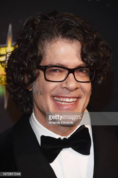Actor Sean Schemmel arrives at Funimation Films' Premiere of 'Dragon Ball Super Broly' at the TCL Chinese Theatre on December 13 2018 in Hollywood...