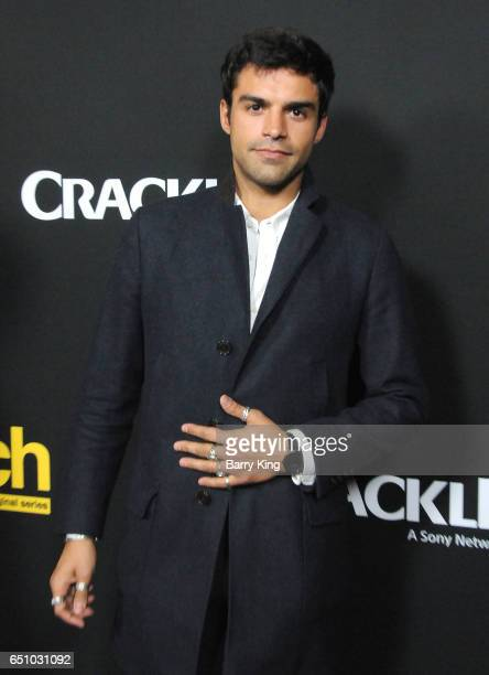 Actor Sean Teale attends premiere screening of Crackle's 'Snatch' at Arclight Cinemas Culver City on March 9 2017 in Culver City California