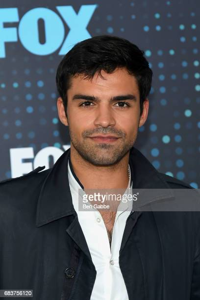 Actor Sean Teale attends the 2017 FOX Upfront at Wollman Rink on May 15 2017 in New York City