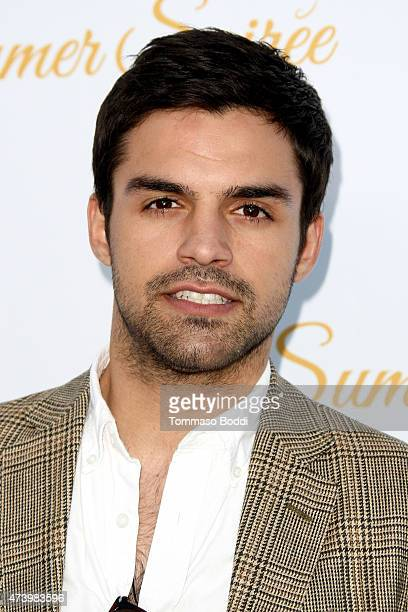 Actor Sean Teale attends the CBS Television Studios 3rd Annual Summer Soiree Party held at The London Hotel on May 18 2015 in West Hollywood...