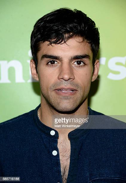 Actor Sean Teale attends the NBCUniversal press day 2 during the 2016 Summer TCA Tour at The Beverly Hilton Hotel on August 3 2016 in Beverly Hills...