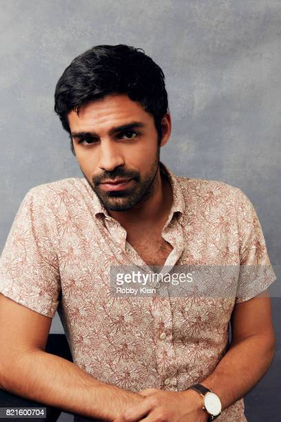 Actor Sean Teale from FOX's 'The Gifted' poses for a portrait during ComicCon 2017 at Hard Rock Hotel San Diego on July 22 2017 in San Diego...