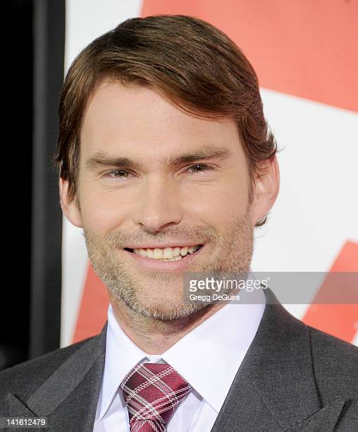 Actor Seann William Scott arrives at 'American Reunion' Los Angeles Premiere at Grauman's Chinese Theatre on March 19 2012 in Hollywood California