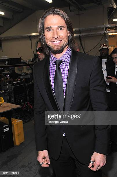 Actor Sebastian Rulli attends the 12th Annual Latin GRAMMY Awards held at the Mandalay Bay Events Center on November 10 2011 in Las Vegas Nevada