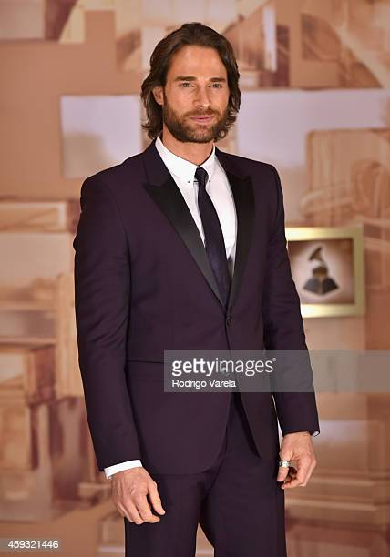 Actor Sebastian Rulli attends the 15th annual Latin GRAMMY Awards at the MGM Grand Garden Arena on November 20 2014 in Las Vegas Nevada