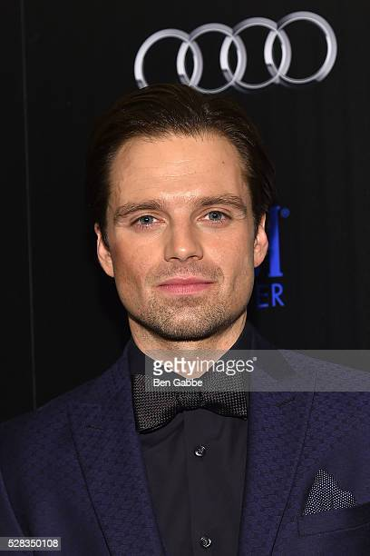 e5927b6dbb Actor Sebastian Stan attends a screening of Marvel s  Captain America Civil  War  hosted by