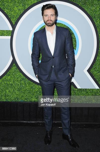 Actor Sebastian Stan attends the 2017 GQ Men Of The Year Party at Chateau Marmont on December 7 2017 in Los Angeles California