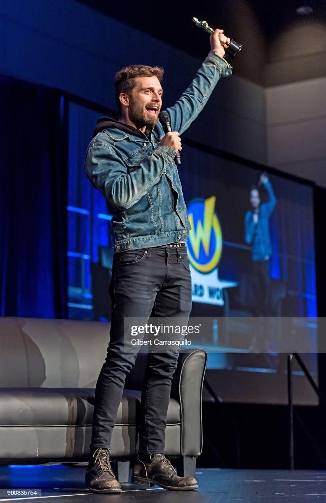 2018 Wizard World Comic Con - Day 3 : Nachrichtenfoto
