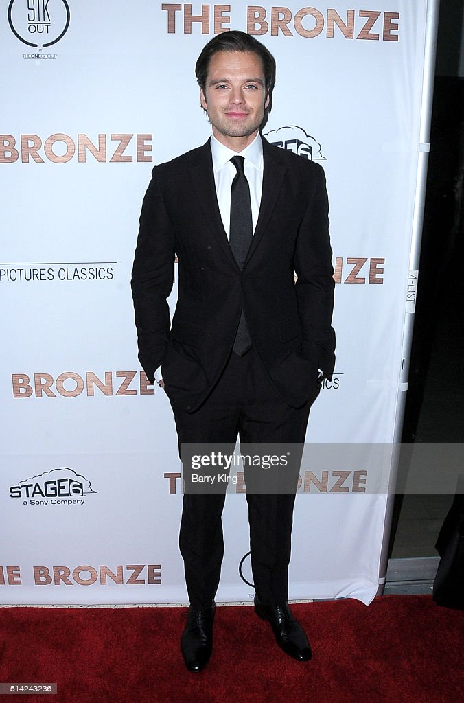 """Premiere Of Sony Pictures Classics' """"The Bronze"""" - Arrivals : News Photo"""